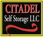 Citadel Self Storage logo